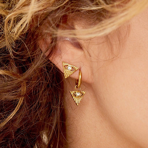 Earrings Cleopatra