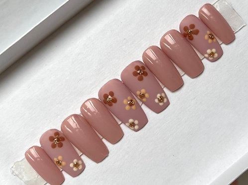 Daisy Blush Pink