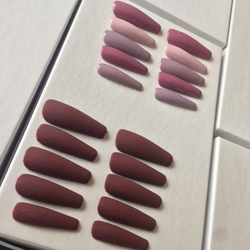 Brandy Purple Set