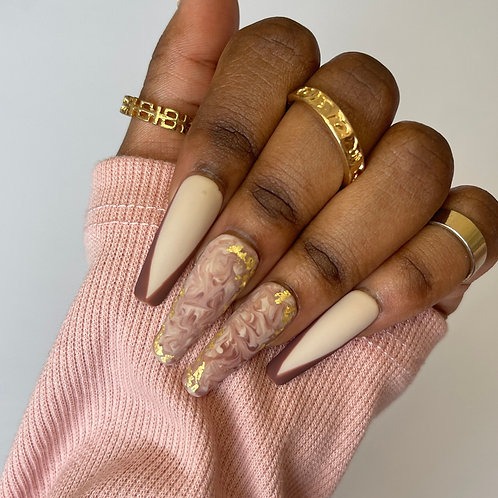 Nude Marble French