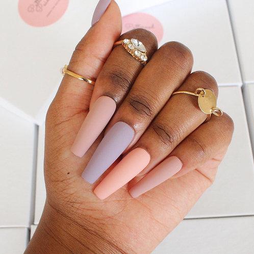 Shades of Pastel Pink