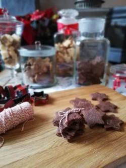 Zwitserse Kerstkoekjes (glutenvrij)