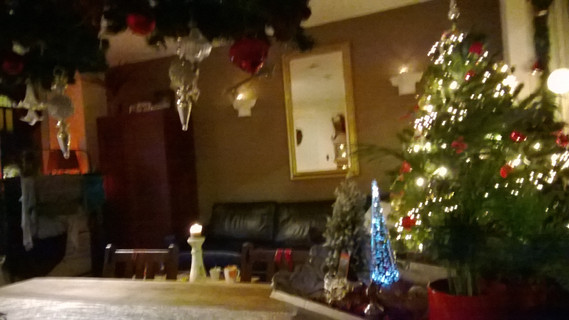 Ons eerste kerst in Tiel 2013