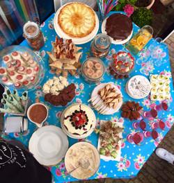 Smaakvol genieten rondom de  tuintafel