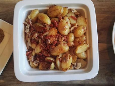 Aardappelpannetje