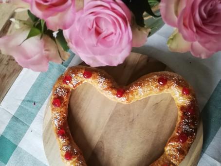 Valentijn amandelhart