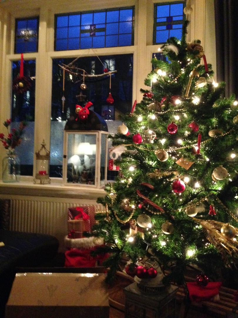 Pakjes onder de kerstboom 2017