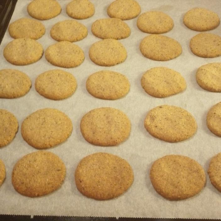 hazelnoot koekjes
