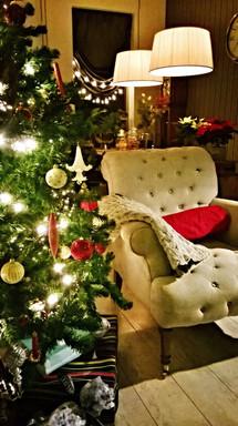 Kerstsfeer in huis 2016