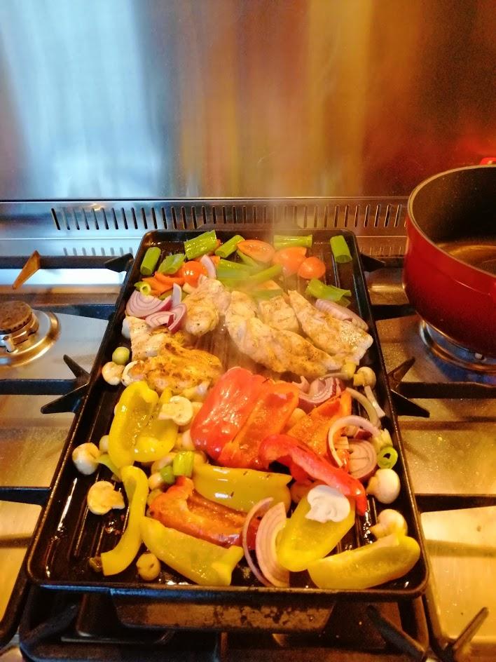 Lente grill