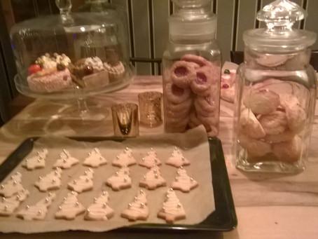 Kerst figuur koekjes