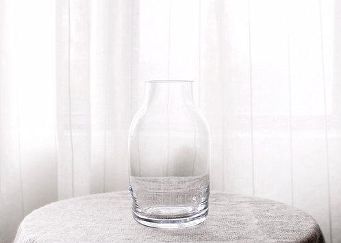 Glass Vase - Small | WILD TWELVE FLORISTRY