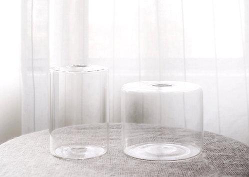 Glass Mini Jar | WILD TWELVE FLORISTRY