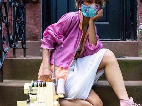 NYC Slow Fashion designer Rosina~Mae