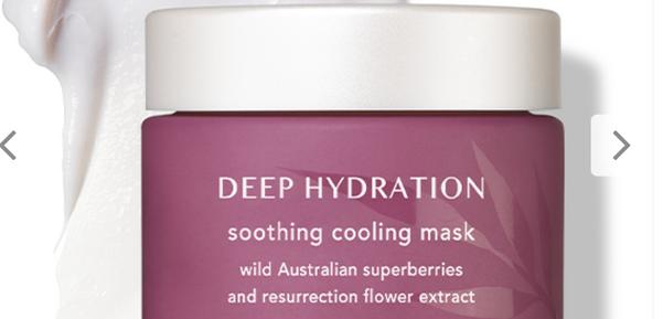 Tropic Deep Hydration Mask