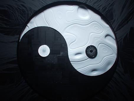 Yin and Yang - balance of nature