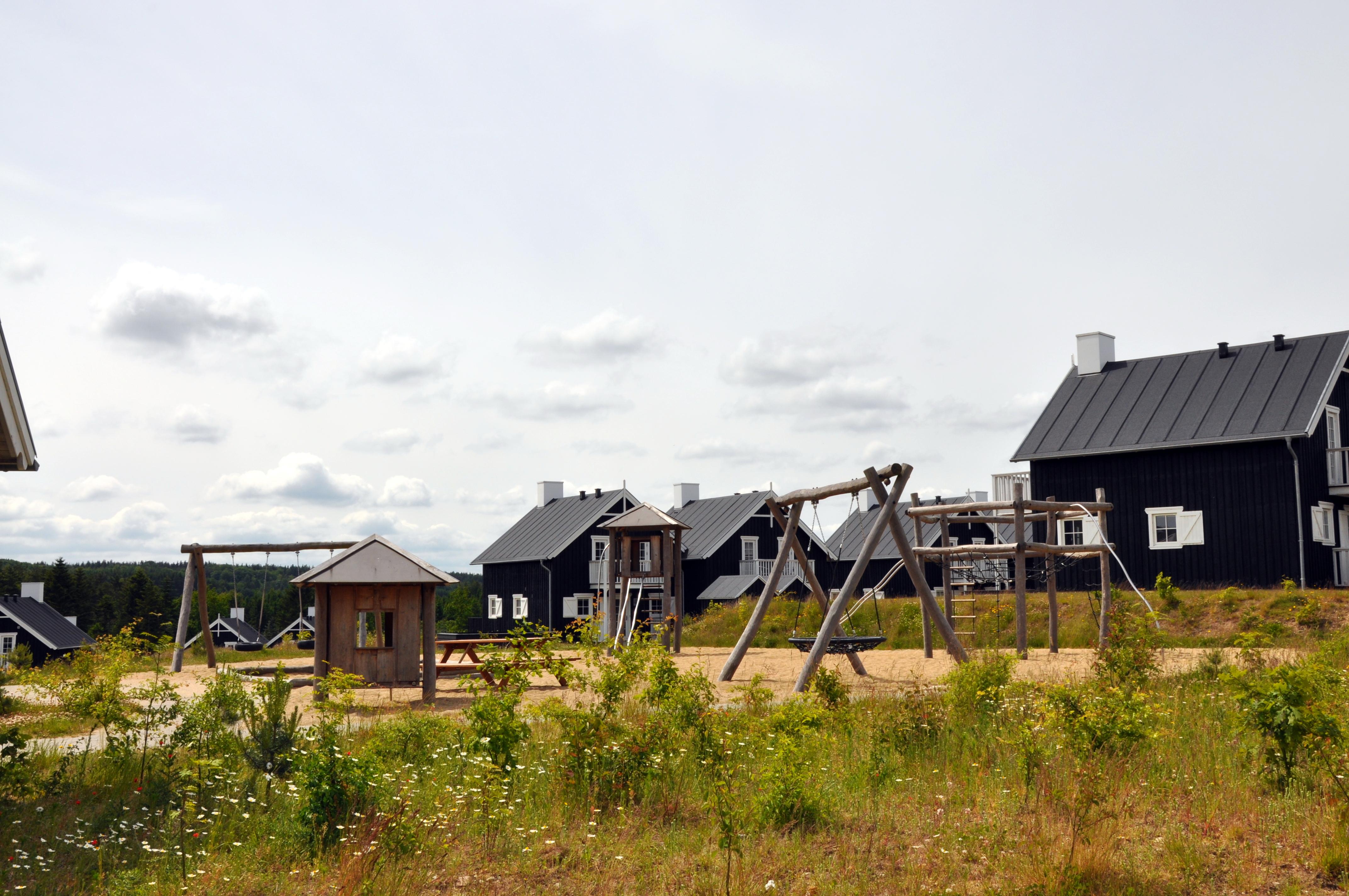 Luksus huse Søhøjlandet