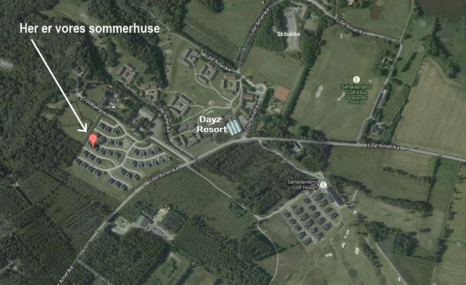 Lej sommerhus privat i Søhøjlandet ved Dayz Resort og spar penge i forhold til standard priserne i området