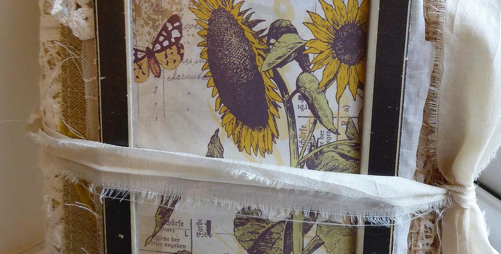 Autumn Splendor Fabric Journal