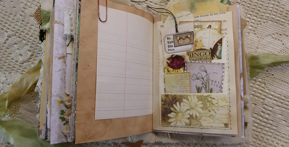 In Fields of Gold Journal