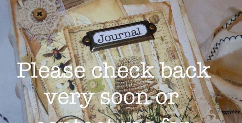 Busy Creating New Journals