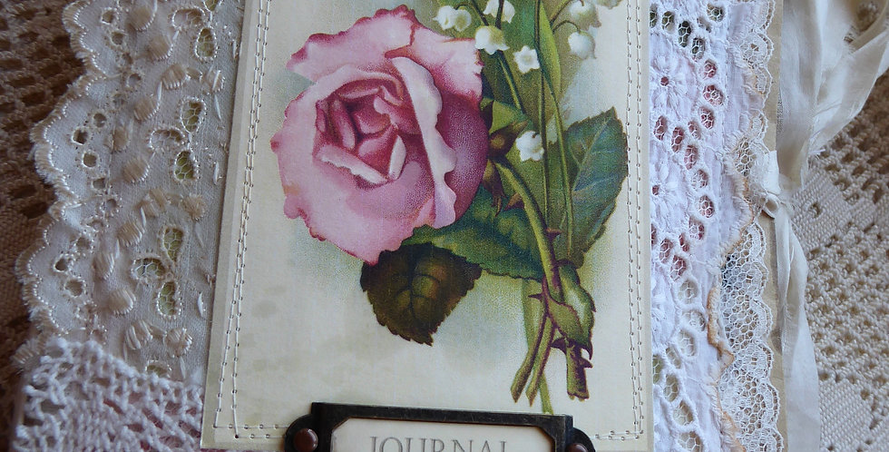 The Rose envelope style Journal