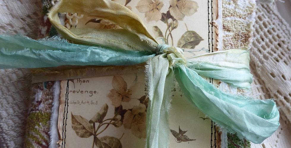 Kindness Fabric Journal