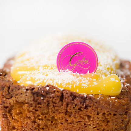 Cake citron / noix de coco