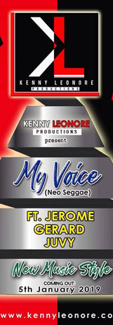 Kenny- New Studio Project