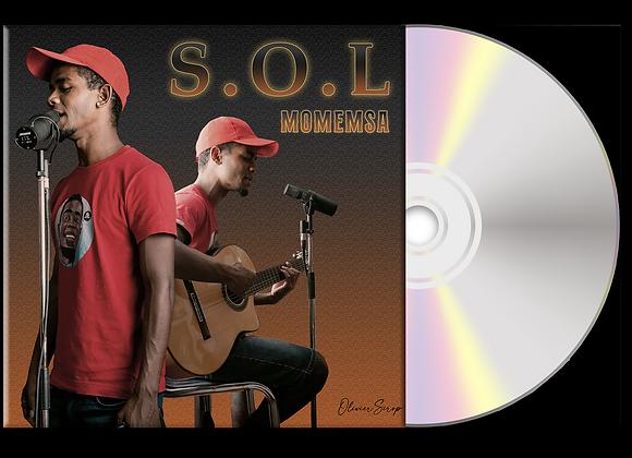 MOMEMSA - S.O.L (Album CD)