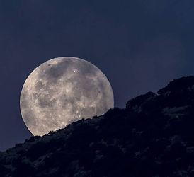 la-luna-llena-de-noviembre-de-2017-antes