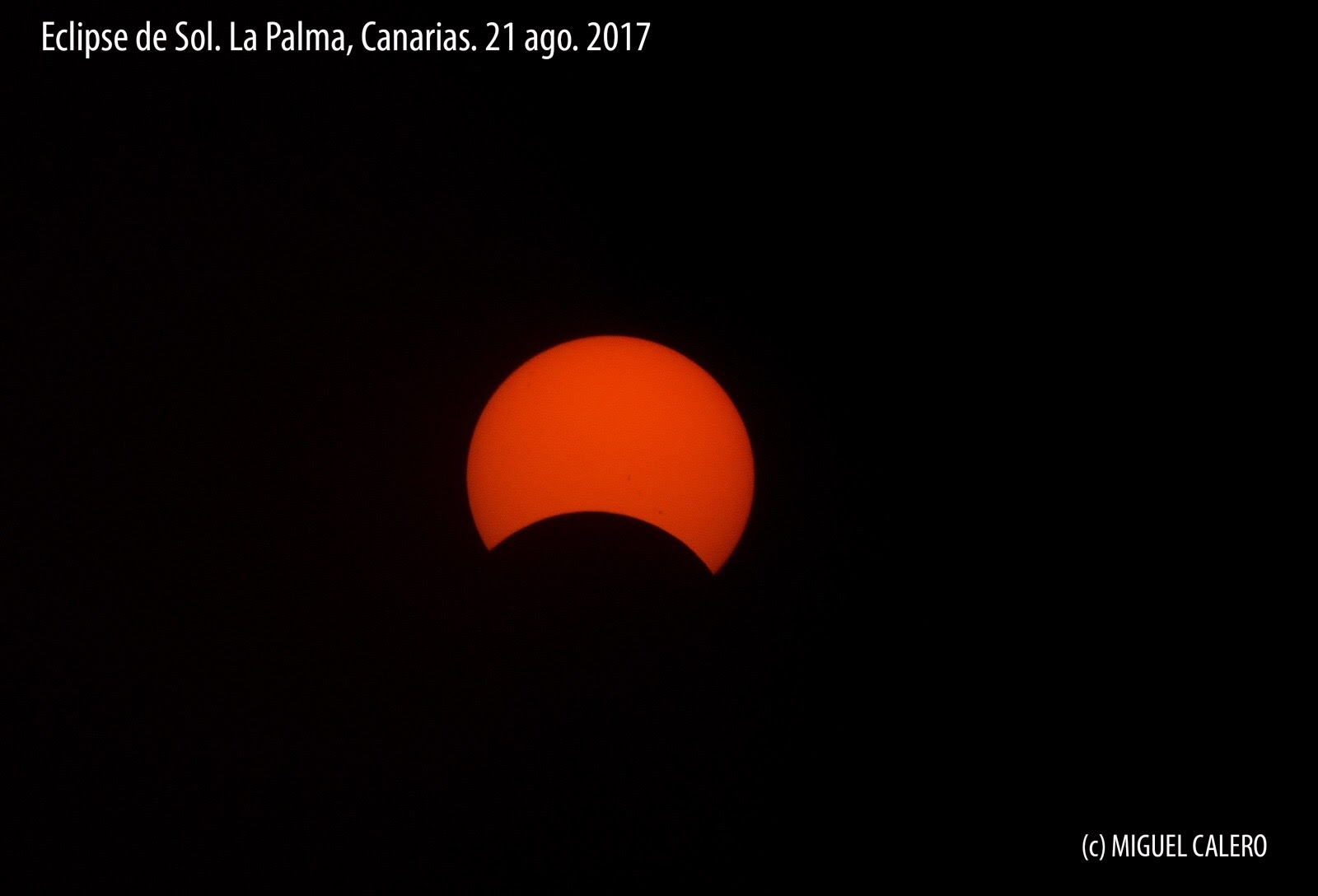 ECLIPSE DE SOL 2017