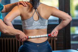 Sport stick back
