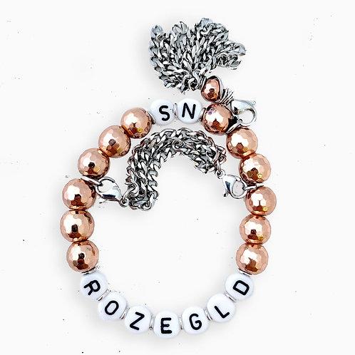 R0zeGld Bracelet