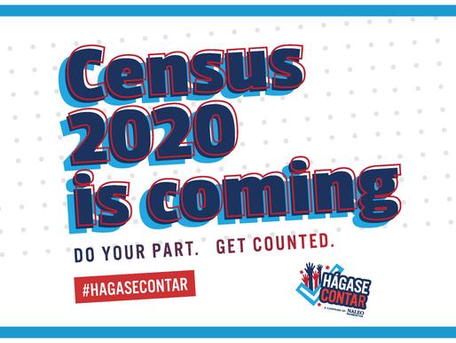 Support ¡Hágase Contar! Census 2020 Campaign