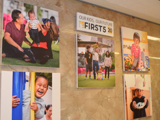 Lawmakers Urged to Recognize Importance of Young Children at First 5 Advocacy Day