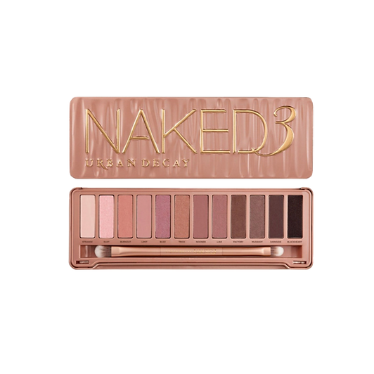 transparent URBAN DECAY COSMETICS Naked3
