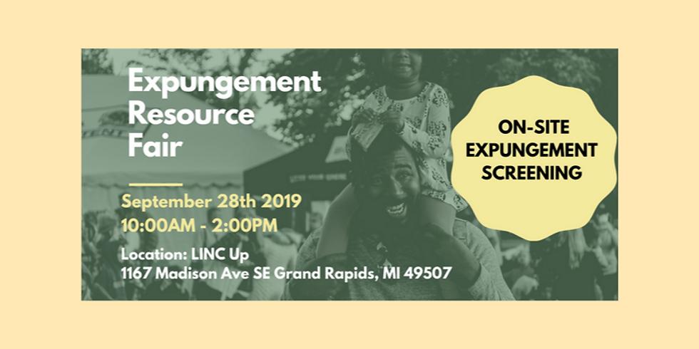 BBCG Presents Expungement Resource Fair