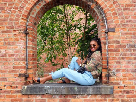 Meet Travel Blogger and Travelista, Janelle Thompson.