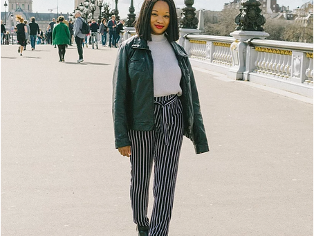 Meet Travel Blogger and Travelista, Sierra Gray