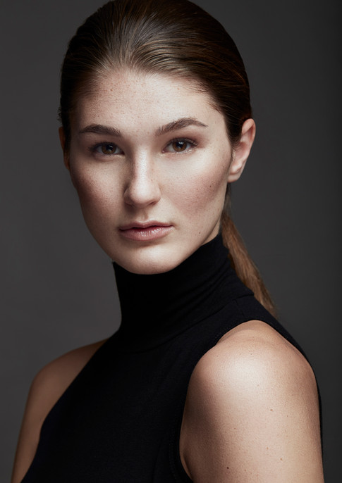 Beauty Model Morgan Furber