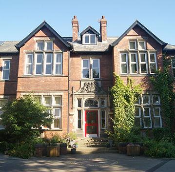 Weetwood Primary school building