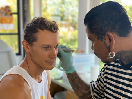 Choosing a piercer in Bali