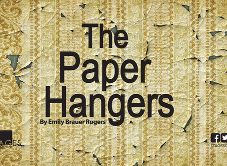'The Paper Hangers' at STAGEStheatre