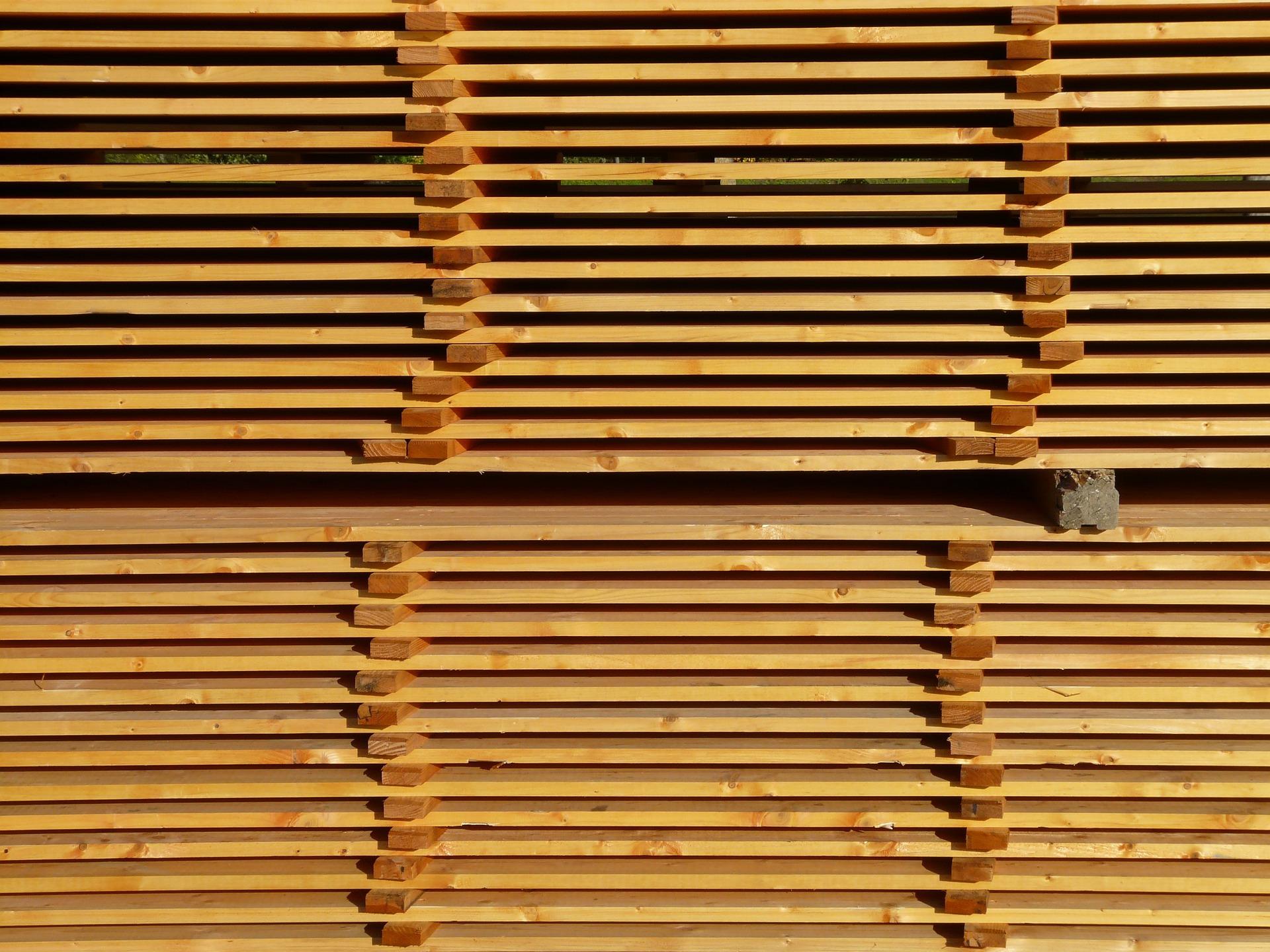 تجارة أخشاب