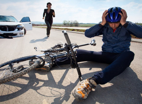 Bicycle Accidents can Result in Severe Injury