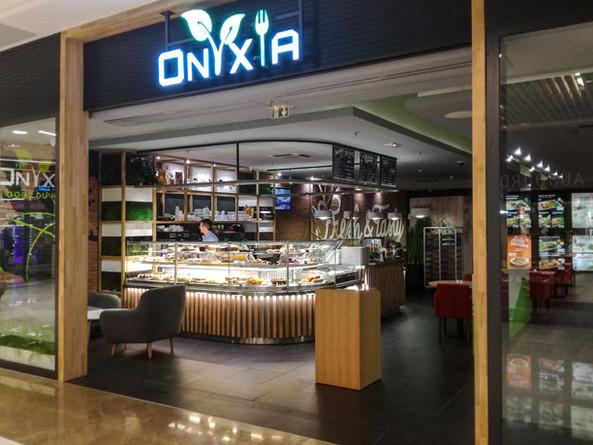 Onyxia / Retail Design. 2017