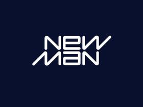 New Man / Identité visuelle et labelling. 2017
