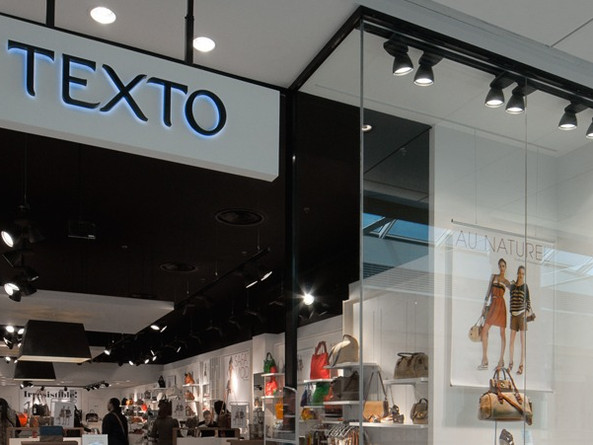 Texto / Retail design, identité et communication. 2015