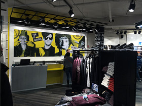 Bizzbee / Retail design. 2016